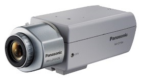 camera hop PANASONIC WV-CP284E
