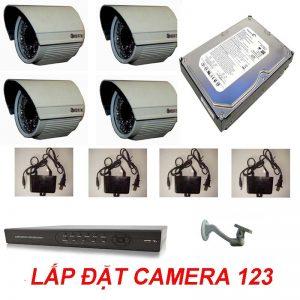 camera cao cap 2 báo giá lắp đặt camera