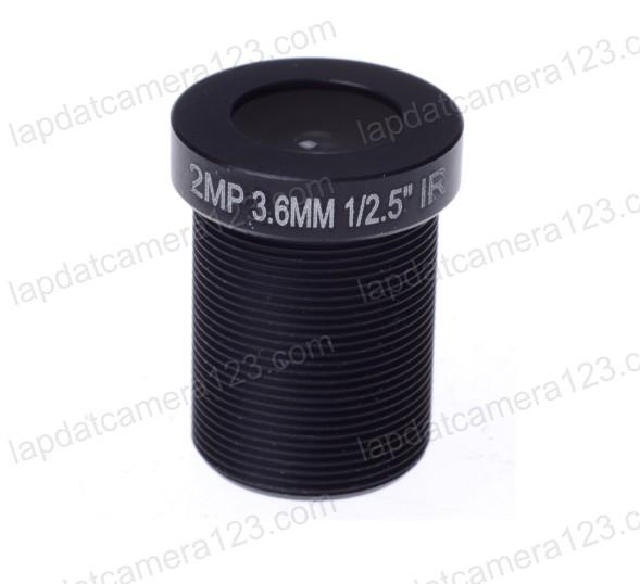 lens HD 3.6mm-anh tieu bieu